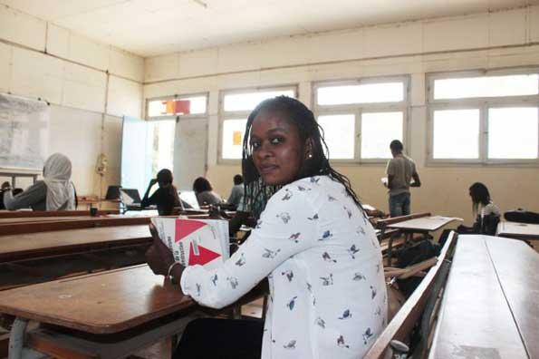 De Migrante Irreguliere A Avocate Diplomee Le Cheminement D Une