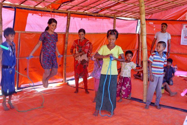 ONU condanna crimini contro minori rohingya ancora sotto shock