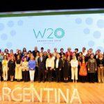 Le donne del G20 rivendicano i propri diritti nelle aree rurali