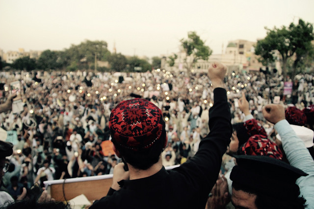 Foto: Khalid Mahmood/IPS