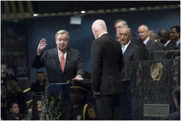 Condanne all'ONU per le nomine di alto livello